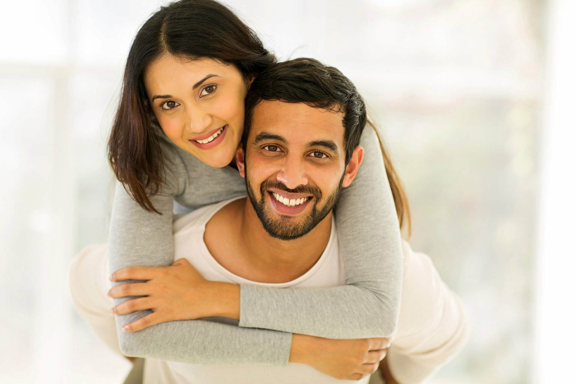Image of Young Australian Multicultural Couple - NBS Home Loans offer Best Home Loans for All Australians