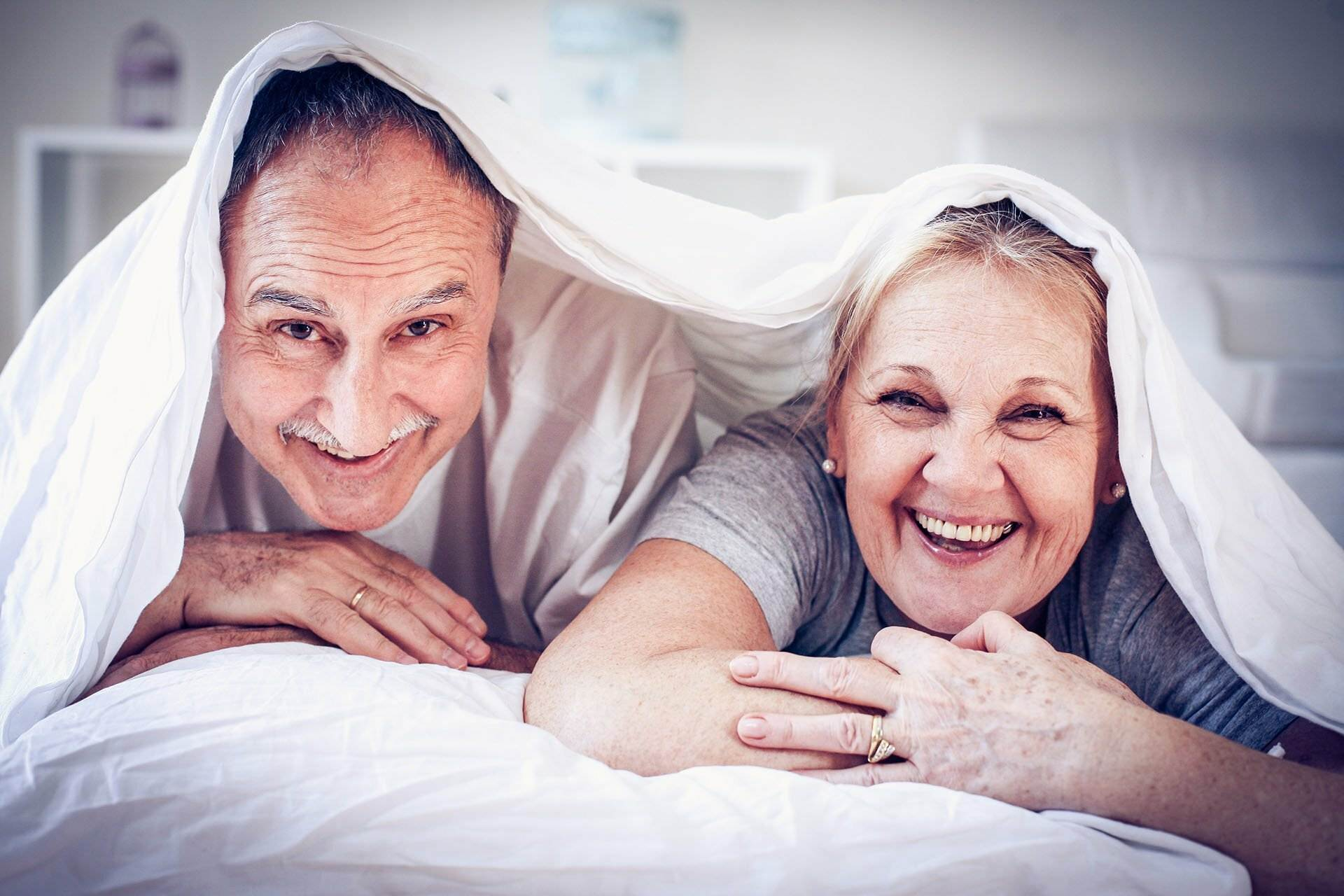 Image of Elderly Couple Needing Finance Broker help - NBS Home Loans for the life of your loan
