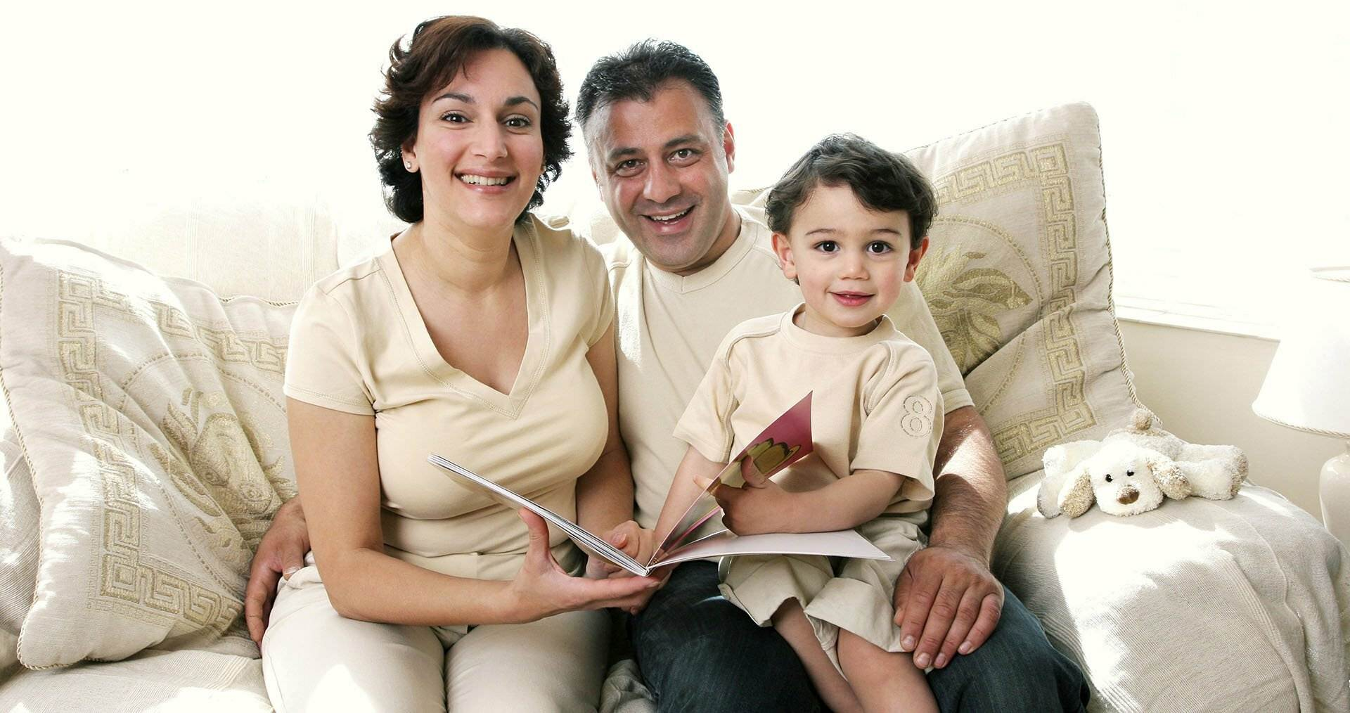 Image of Multicultural Australian Family - NBS Home Loans - Best Home Loans for All Australians